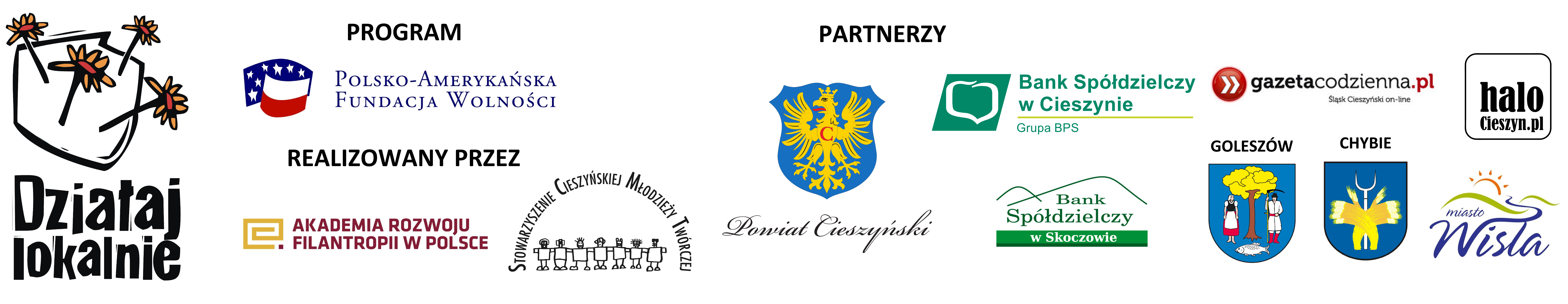 Sponsorzy i Partnerzy Rodzinnej Szkoły Zdrowego Gotowania